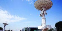 نايف 1 يبث إلى الفضاء أول رسالة نصية باللغة العربية من أقوال محمد بن راشد
