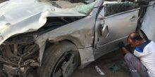 وفاة شاب بحادث تدهور مركبته في رأس الخيمة