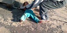 الشارقة   سقوط طفل من بناية