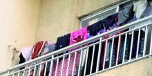 بلدية دبي تحذر الأفراد من نشر الملابس في شرفات البنايات والمنازل