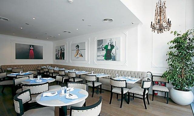 مطعم Maison Bagatelle
