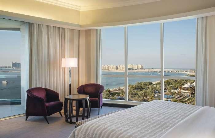 فندق لو ميريديان شاطئ الميناء السياحي دبي