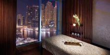 لا تفوت على نفسك فرصة الاستمتاع بعروض سبا فندق العنوان مرسى دبي