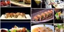 استمتع بقائمة طعام استثنائية في مطعم أوكو الياباني في يوم الحب
