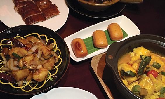أفضل مطعم بط في الإمارات