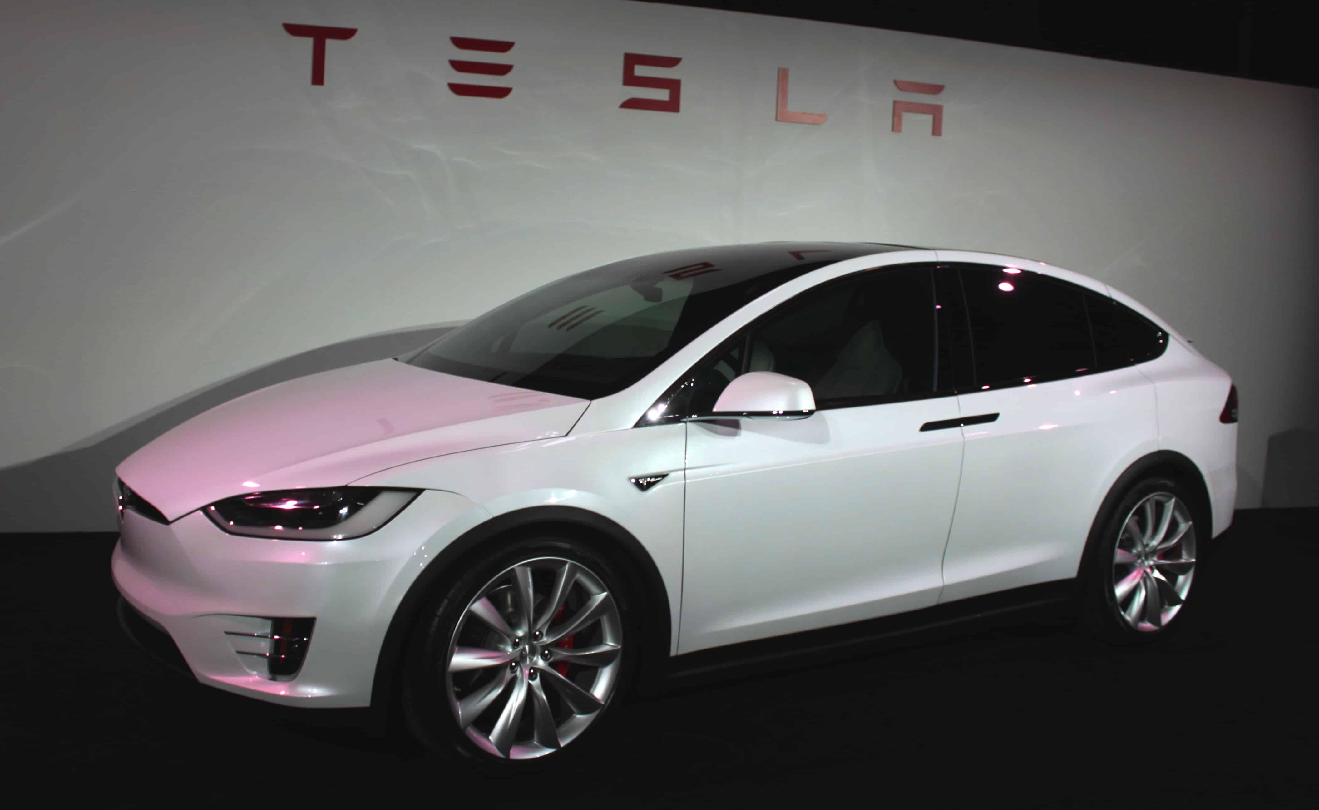 شركة تسلا لصناعة السيارات الكهربائية