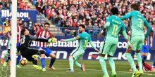 تقرير | الليجا مازالت في الملعب .. ملامح الفوز الثمين لبرشلونة على أتليتكو مدريد