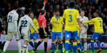بالفيديو والصور: ريال مدريد يفرط في الصدارة بتعادل امام لاس بالماس