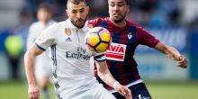 بالفيديو: ريال مدريد في الصدارة بفوز على إيبار في ليلة تألق بنزيما
