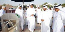 دبي | افتتاح حديقة المزهر رسميا