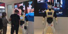 شرطة دبي تطلق أول شرطي آلي في مايو المقبل