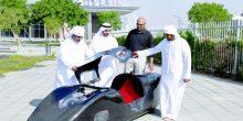 جامعة الإمارات | طلاب يبتكرون سيارة صديقة للبيئة
