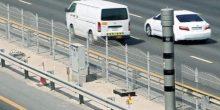 طلاب يصممون رادار ثوري لضبط مخالفي مسافة الأمان في الإمارات