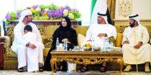 محمد بن زايد يشيد بتفاني وعزم أبطال الإمارات