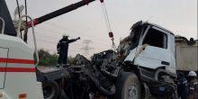 دبي | 160 حادثا مروريا بسبب تقلبات الطقس