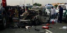 دبي | وفاة مواطن في حادث اصطدام