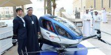 طائرات أجرة ذاتية القيادة بسماء دبي قريبًا