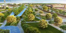 الاستعداد لإطلاق مشروع أكبر حديقة عامة في دبي