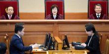القضاء يعزل رئيسة كوريا الجنوبية بسبب فضيحة فساد
