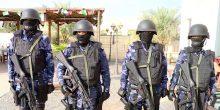 بالفيديو | تدشين أول فرقة نسائية للقوات الخاصة في رأس الخيمة