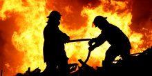 ميديا سيتي | إخلاء برج مركز الأعمال بسبب حريق محدود