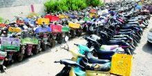 رأس الخيمة | ضبط 51 دراجة نارية مخالفة