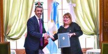 إعفاء المواطنين من تأشيرة دخول الأرجنتين