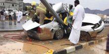 وفاة 3 مواطنين بحادث سير في خورفكان