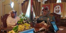 """مدير عام شرطة أبوظبي يكشف قصة """"المحفظة الوهمية """""""
