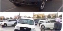شرطة أبوظبي تضبط شاب قاد مركبته بتهور