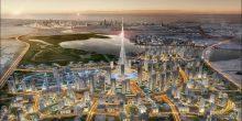 إعمار العقارية تضع التصميم الأولي لمشروع مول خور دبي
