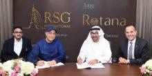 """مجموعة روتانا الفندقية تبرم اتفاقًا مع """"آر إس جي"""" لإدارة فندق جديد في دبي"""