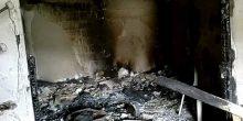 إيواء عائلة احترق منزلها في قدفع من قبل جمعية الفجيرة الخيرية