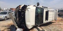رأس الخيمة   وفاة آسيوي وأصابة آخر في حادث دهس