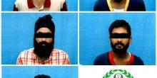 رأس الخيمة | ضبط 5 آسيويين يروجون المخدرات
