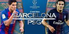 تقرير | برشلونة في مهمة للإنتقام وتحقيق المعجزة أمام سان جيرمان بالشامبيونزليج