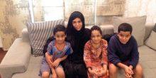 شرطة دبي تعيد أمًا لأطفالها