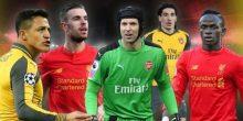 تقرير | مواجهة نارية بين ليفربول وآرسنال في الدوري الإنجليزي