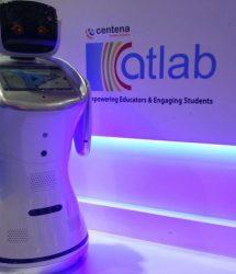 قريبا | المعلم الروبوتي في المدارس