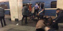 الإمارات تدين التفجيرات الإرهابية في شبكة مترو سان بطرسبرج